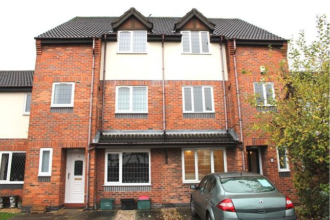 Thumbnail Town house to rent in Severn Court, Grosvenor Park, Morecambe