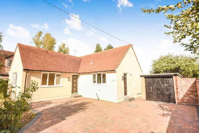 Thumbnail Detached bungalow for sale in Church Lane, Bocking, Braintree