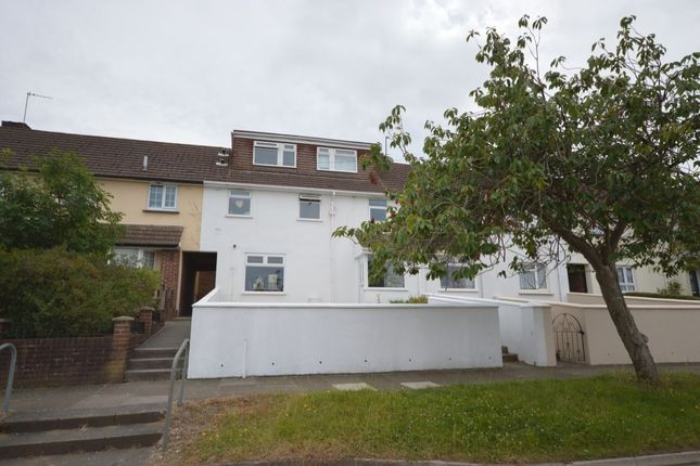 Thumbnail Terraced house to rent in Moorland View, Newton Abbot