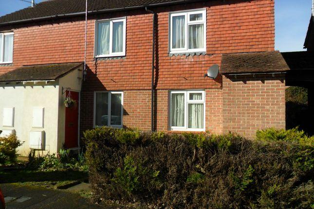 Thumbnail Terraced house to rent in Grafton Close, Bordon