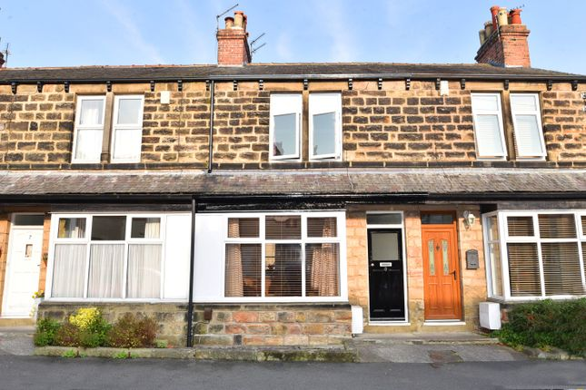 Thumbnail Terraced house for sale in Wharfedale Place, Harrogate
