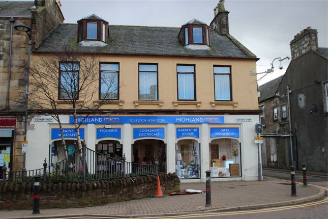 Thumbnail Commercial property for sale in 70 High Street, Invergordon, Highland
