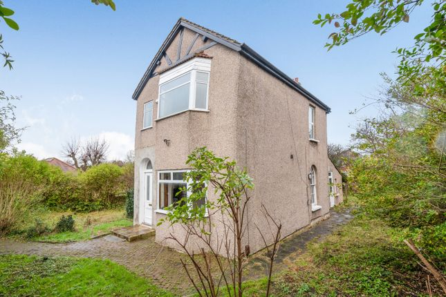 Thumbnail Detached house for sale in The Drive, Morden