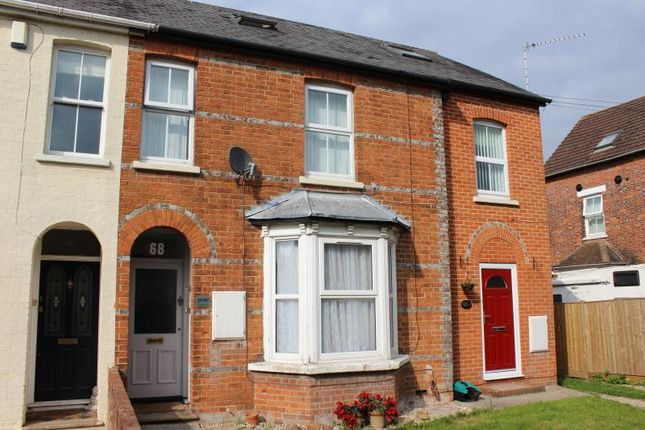 Thumbnail Flat to rent in Queens Road, Newbury