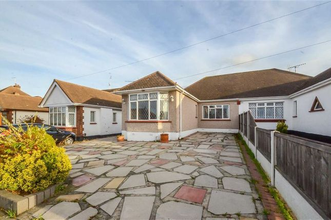 Thumbnail Bungalow for sale in Dulverton Avenue, Westcliff-On-Sea, Essex