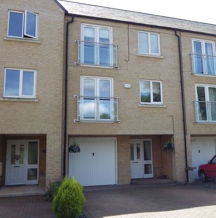 Thumbnail Terraced house to rent in Skipper Way, Little Paxton, St. Neots