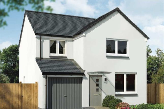 """Thumbnail Detached house for sale in """"The Leith"""" at Paddock Street, Coatbridge"""
