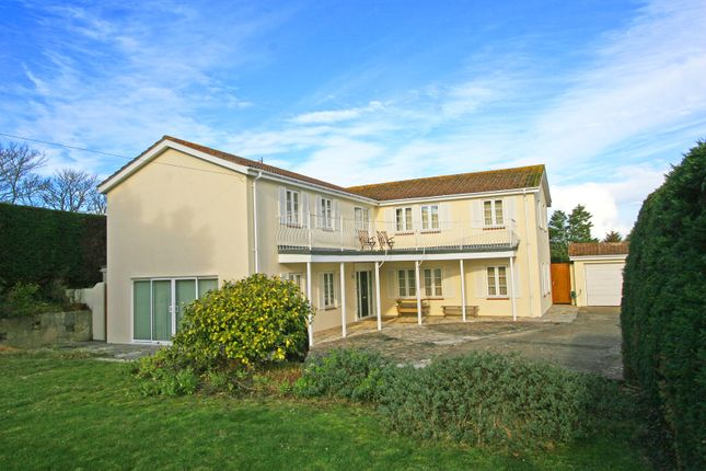 Thumbnail Detached house for sale in The Grove, Alderney