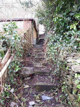 Garden Steps of Anchorage Flats, Barbican Hill, Looe PL13