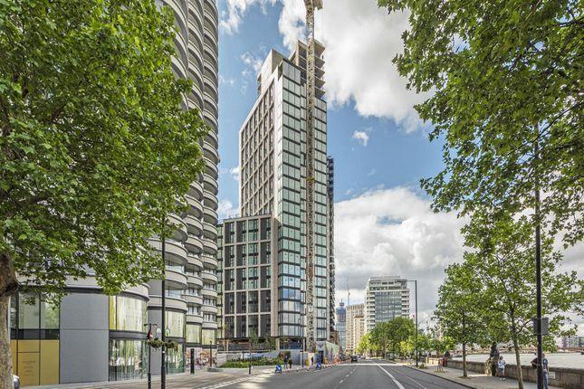 Thumbnail Flat for sale in The Dumont, Albert Embankment, Nine Elms, London