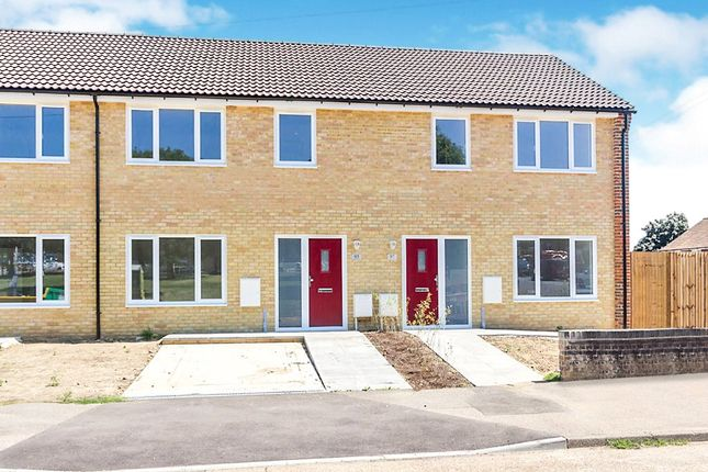 3 bed terraced house to rent in Shipman Avenue, Canterbury, Kent CT2