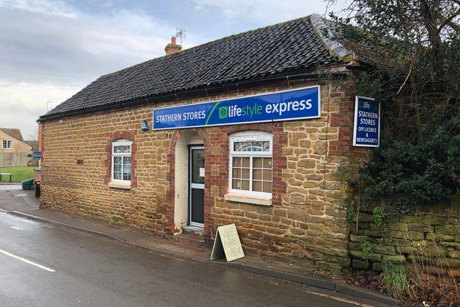 Thumbnail Retail premises for sale in Main Street, Stathern, Melton Mowbray