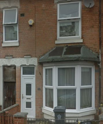 Thumbnail Terraced house to rent in Belgrave Avenue, Belgrave, Leicester