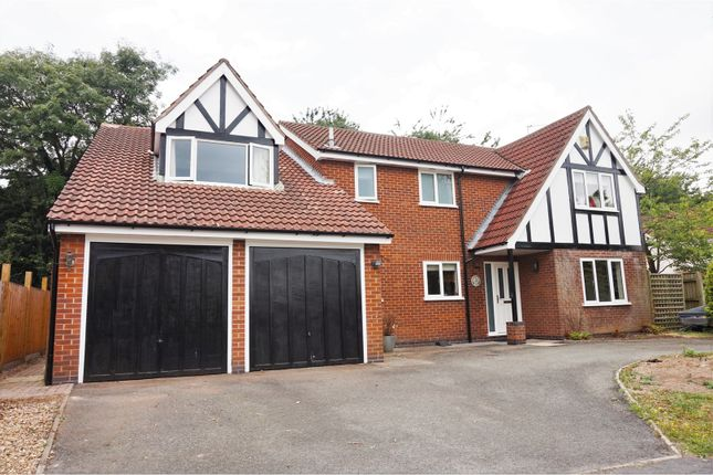 Thumbnail Detached house for sale in Cross Hedge, Rothley