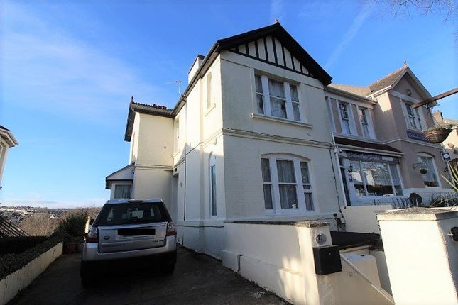 Thumbnail Semi-detached house for sale in Falkland Road, Torquay
