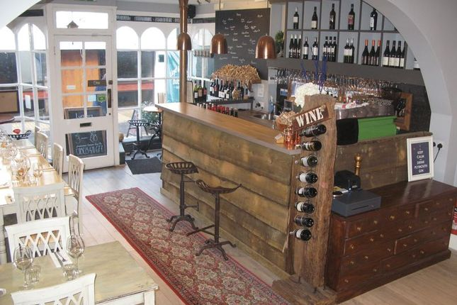 Thumbnail Restaurant/cafe for sale in Fore Street, Brixham