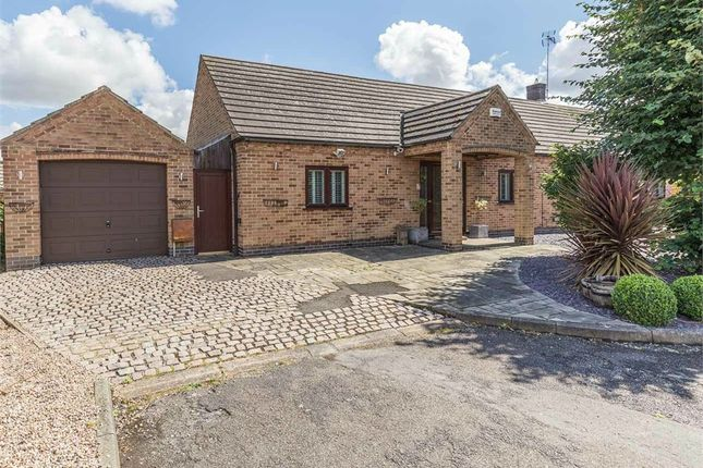 Thumbnail Detached bungalow for sale in St Lawrence Boulevard, Radcliffe-On-Trent, Nottingham