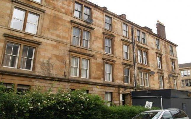 Thumbnail Flat to rent in Rupert Street, Glasgow