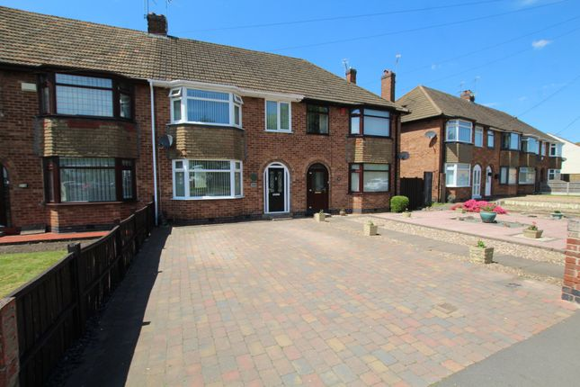 Thumbnail Terraced house for sale in Willenhall Lane, Binley, Coventry