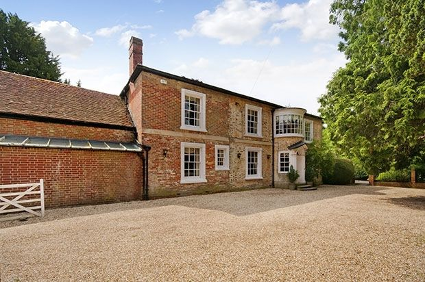 Thumbnail Detached house to rent in West Lodge, West Meon, Petersfield