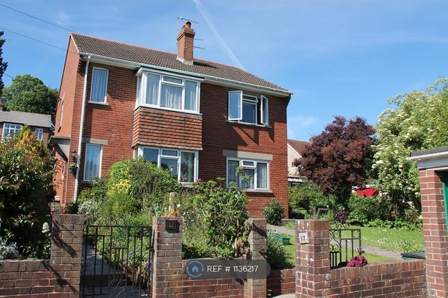 Thumbnail Flat to rent in Hawthorn Road, Crediton