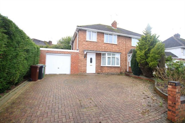 Thumbnail Semi-detached house to rent in Coniston Road, Wolverhampton