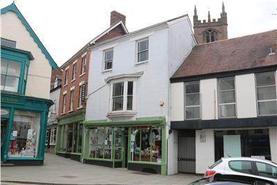 Thumbnail Retail premises for sale in Bull Ring, Ludlow, Shropshire