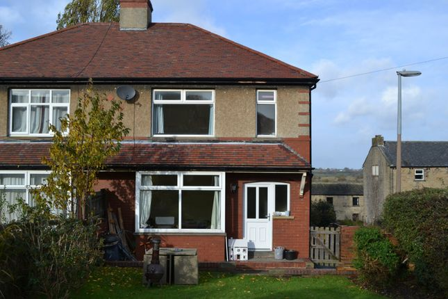Thumbnail Semi-detached house to rent in Newlands Avenue, Clayton West, Huddersfield