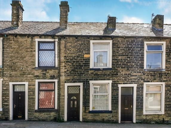 Front of Reedyford Road, Nelson, Lancashire BB9