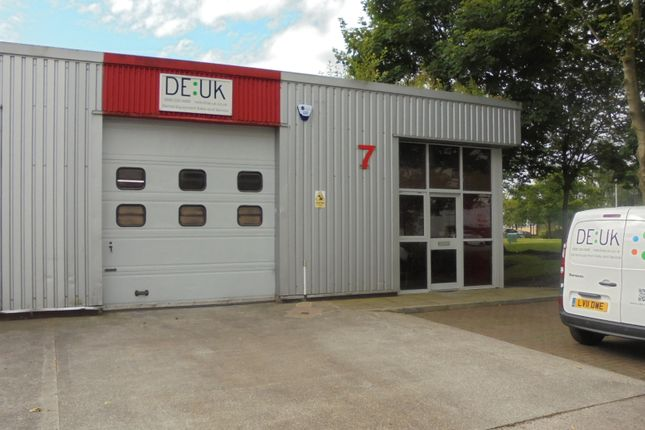 Thumbnail Industrial to let in Unit 7, Cunliffe Court, Clayton Le Moors