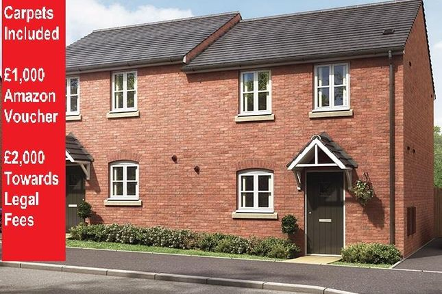 2 bedroom end terrace house for sale in Kingstone, Hereford