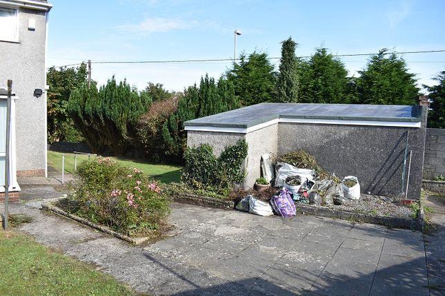 External of The Close, Llangyfelach, Swansea SA5