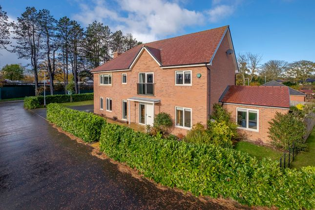 Thumbnail Detached house for sale in St. Marys Field, Morpeth