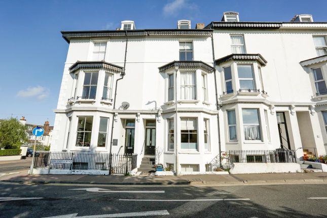 Thumbnail Flat for sale in Deal Castle Road, Deal