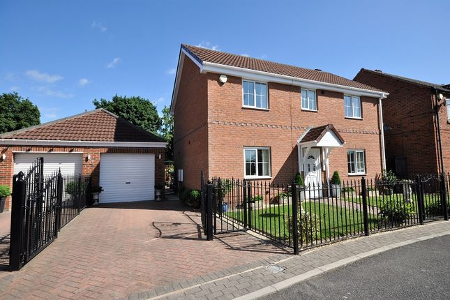 Thumbnail Detached house for sale in Lord Porter Avenue, Stainforth, Doncaster
