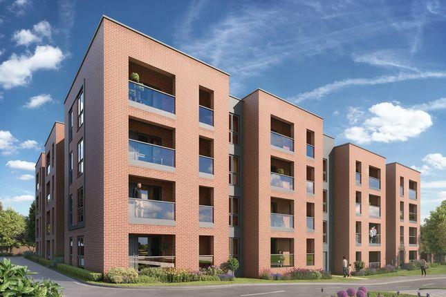 Thumbnail Flat to rent in Heaton House, Shenley Road, Borehamwood