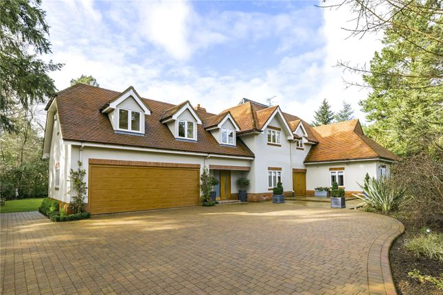 4 bed detached house for sale in Spring Woods, Virginia Water, Surrey GU25