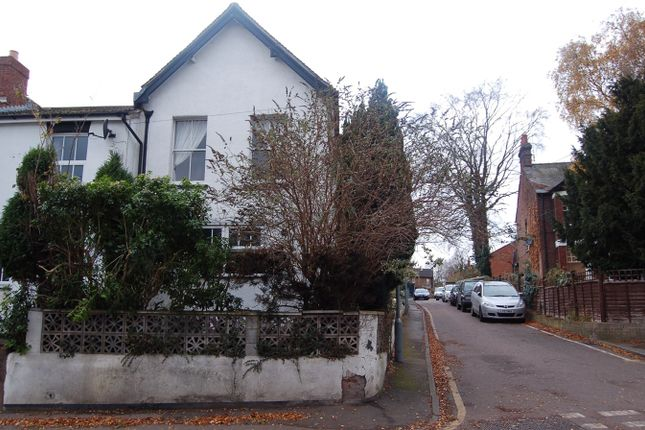 Thumbnail End terrace house to rent in Ickleford Road, Hitchin
