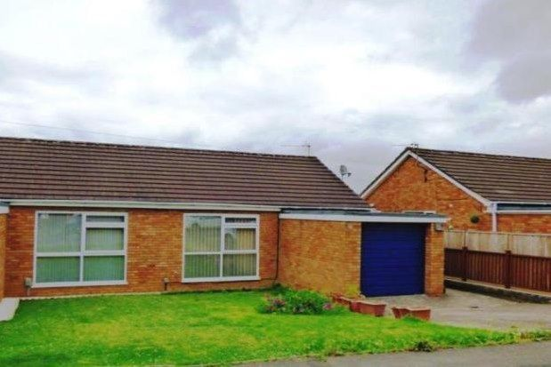 Thumbnail 1 bed bungalow to rent in Well Cross Road, Gloucester