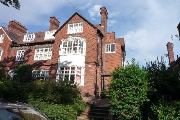 2 bed flat to rent in The Avenue, York