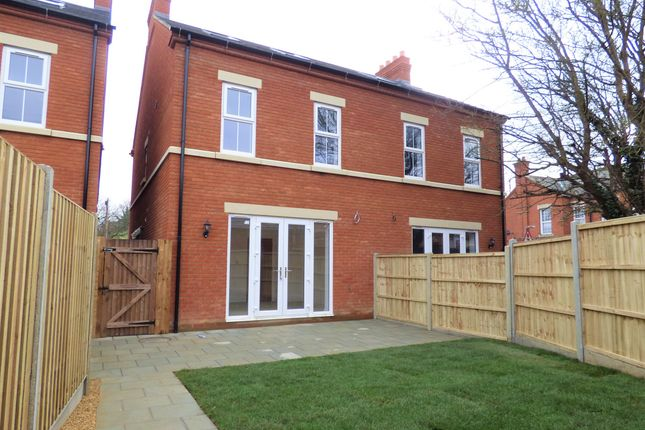 Thumbnail Semi-detached house for sale in Hayway Corner, Higham Road, Rushden