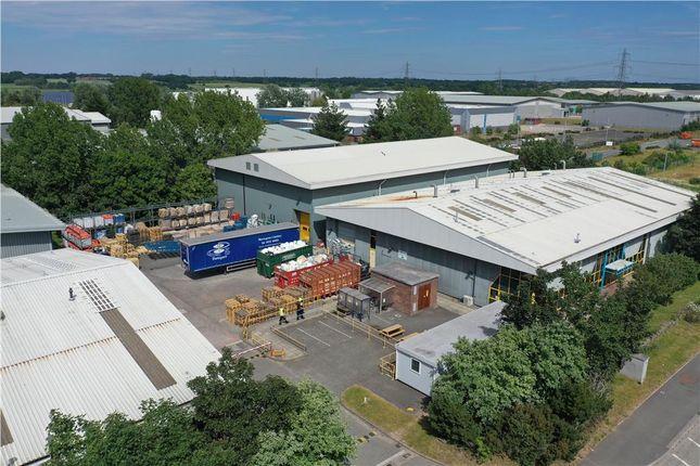 Thumbnail Commercial property for sale in Unit 110, Tenth Avenue, Zone 3, Deeside, Flintshire