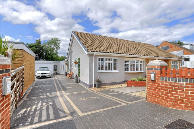 Thumbnail Bungalow for sale in Forest Drive, Ormesby, Middlesbrough