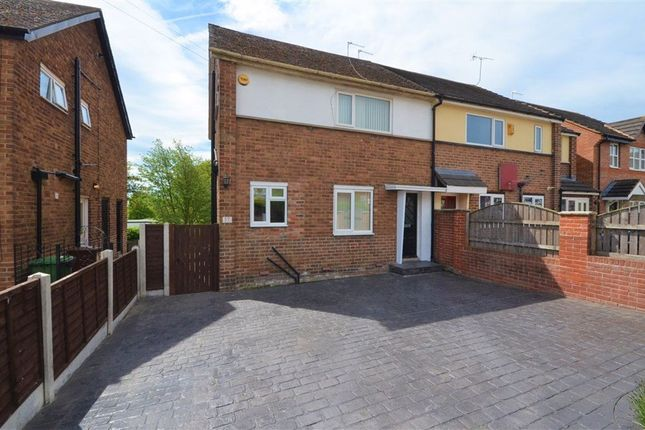 Thumbnail Semi-detached house to rent in Robson Close, Pontefract