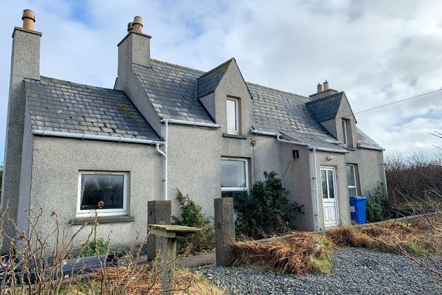 3 bed detached house for sale in Portvoller, Point, Isle Of Lewis HS2