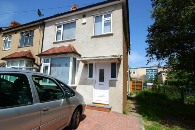 Thumbnail End terrace house to rent in Kingsholm Road, Westbury On Trym, Bristol