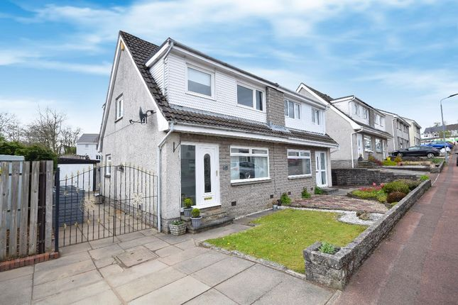 3 bed semi-detached house for sale in Andrew Place, Carluke ML8