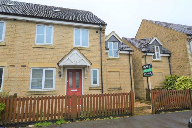 Thumbnail Town house for sale in Alfords Ridge, Coleford, Radstock
