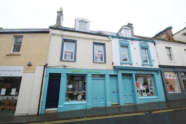 Thumbnail Flat for sale in 33, George Street, Stranraer DG97Rj