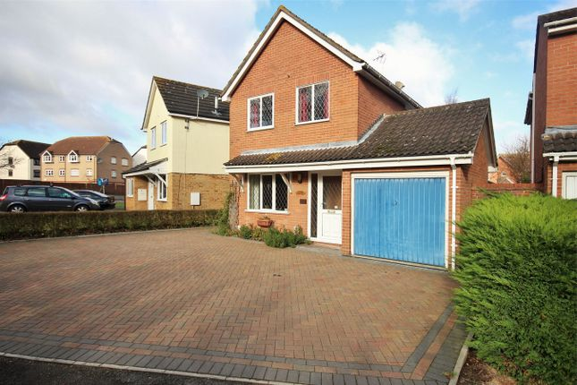 Thumbnail Detached house for sale in Sea King Crescent, Colchester, Essex
